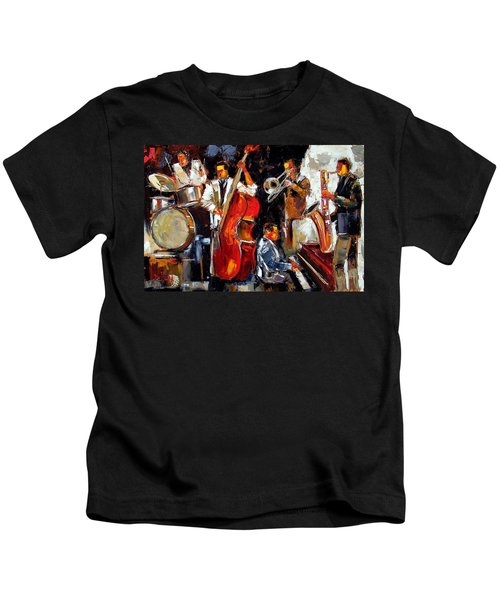 Living Jazz Kids T-Shirt