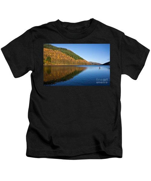 Llyn Geirionydd Kids T-Shirt