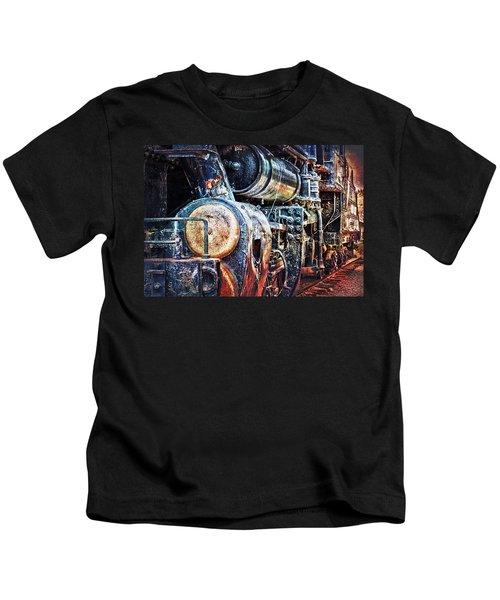 Locomotive Kids T-Shirt