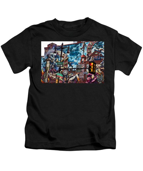 Lombard And Broad Kids T-Shirt