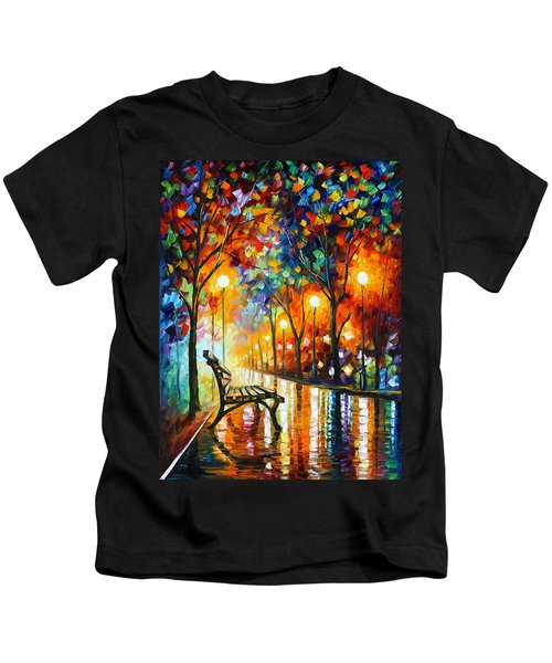 Loneliness Of Autumn Kids T-Shirt