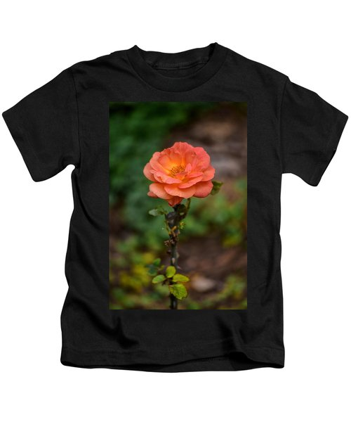 Lonely Rose Kids T-Shirt