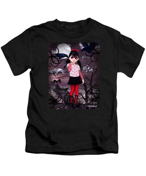 Lost Little Girl Kids T-Shirt