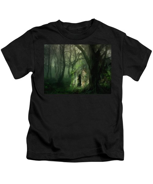 Love Affair With A Forest Kids T-Shirt