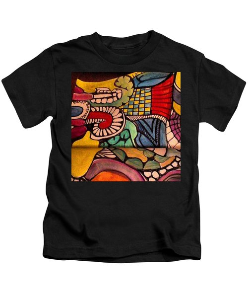 Love Doodling Kids T-Shirt