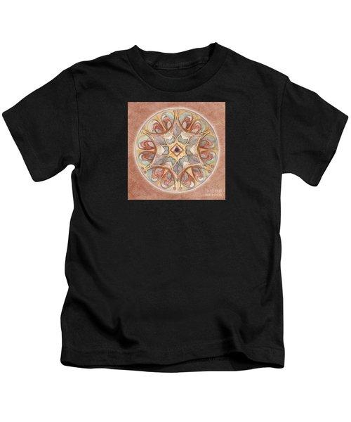 Love Mandala Kids T-Shirt