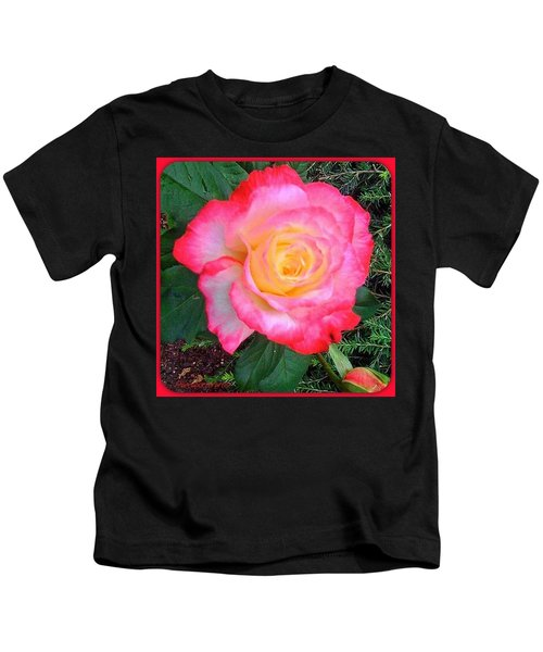 Love's First Blush - A Little Red And Kids T-Shirt