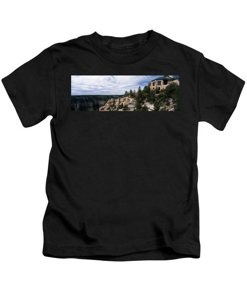 Low Angle View Of A Building, Grand Kids T-Shirt