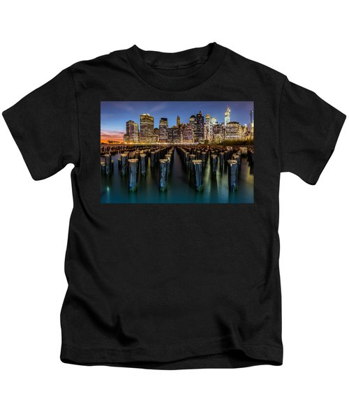 Lower Manhattan Kids T-Shirt