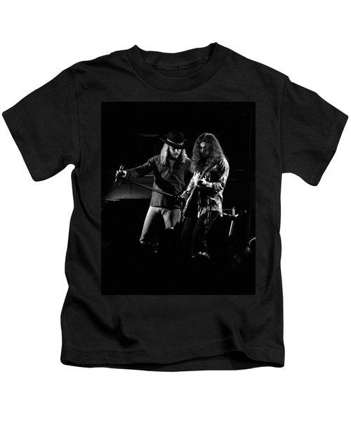 Ls Spo #57 Kids T-Shirt