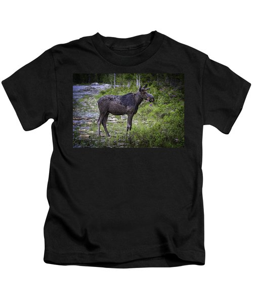 Mainely Moose Kids T-Shirt