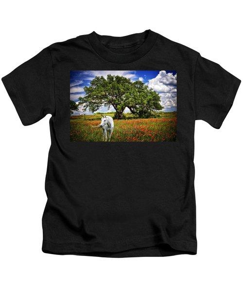 Majestic Beauty Kids T-Shirt
