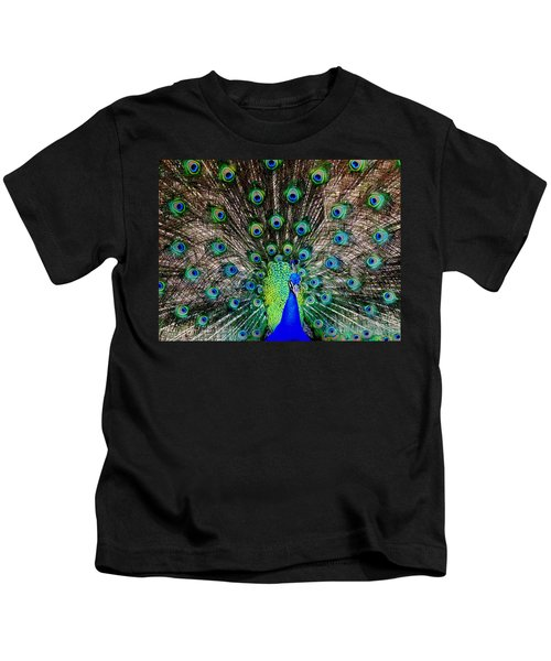 Majestic Blue Kids T-Shirt