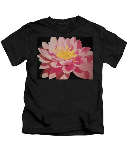 Mama's Lovely Lotus Kids T-Shirt