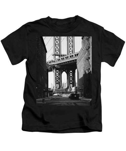 Manhattan Bridge Kids T-Shirt