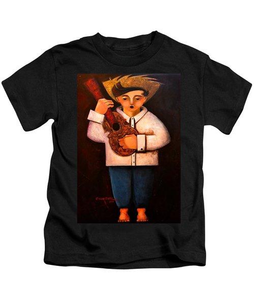 Manolito El Cuatrista 1942 Kids T-Shirt
