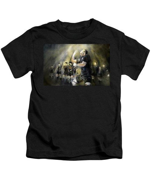 Maori Haka Kids T-Shirt