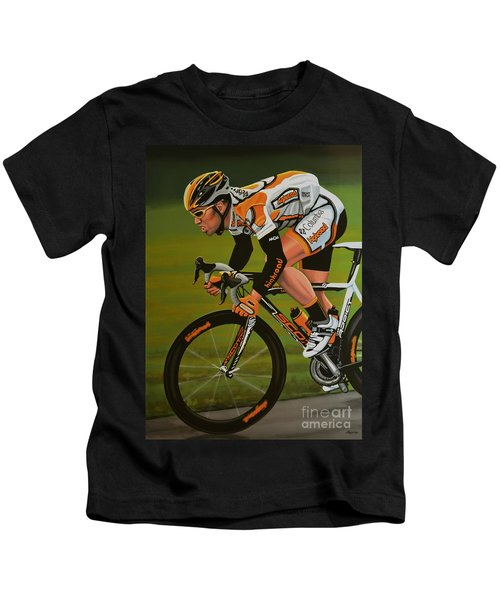 Mark Cavendish Kids T-Shirt
