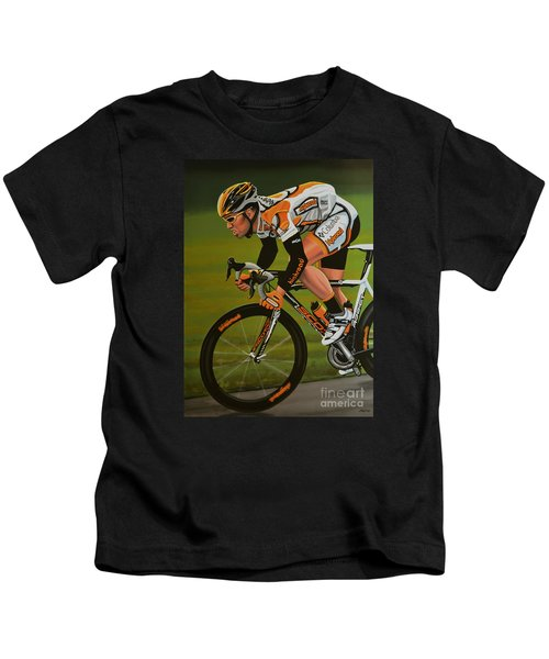 Mark Cavendish Kids T-Shirt