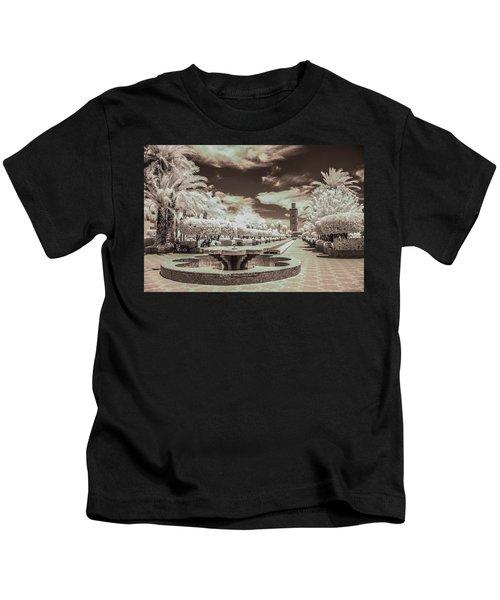 Marrakech - La Koutoubia Kids T-Shirt