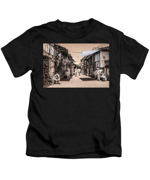 Marrakech Souk Kids T-Shirt