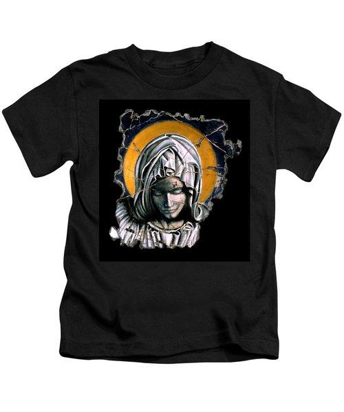 Mary Super Petram Kids T-Shirt