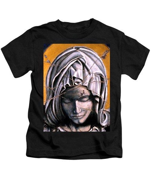 Mary Super Petram - Study No. 1 Kids T-Shirt