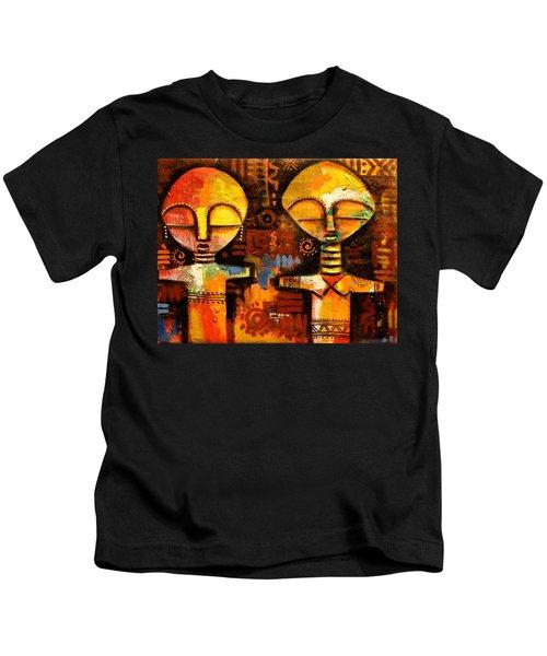 Mask 5 Kids T-Shirt