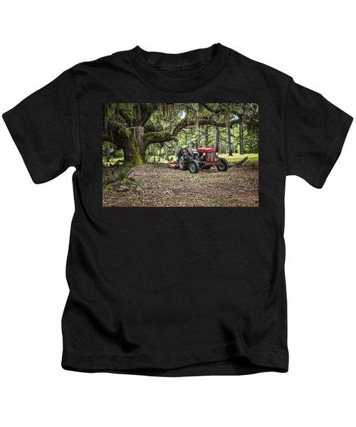 Massey Ferguson - Live Oak Kids T-Shirt