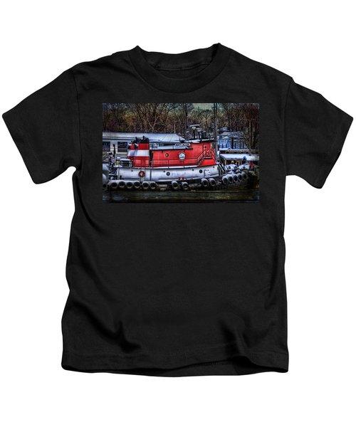 Matt Allen In Saugatuck Michigan Kids T-Shirt