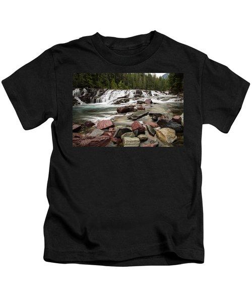 Mcdonald Creek Kids T-Shirt