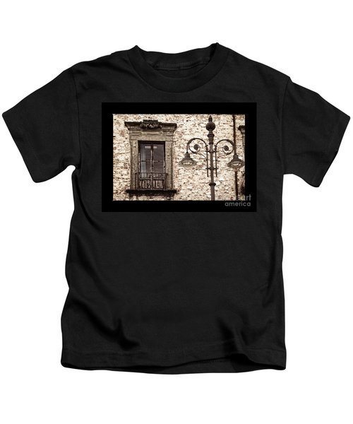 Medieval And Modern Kids T-Shirt