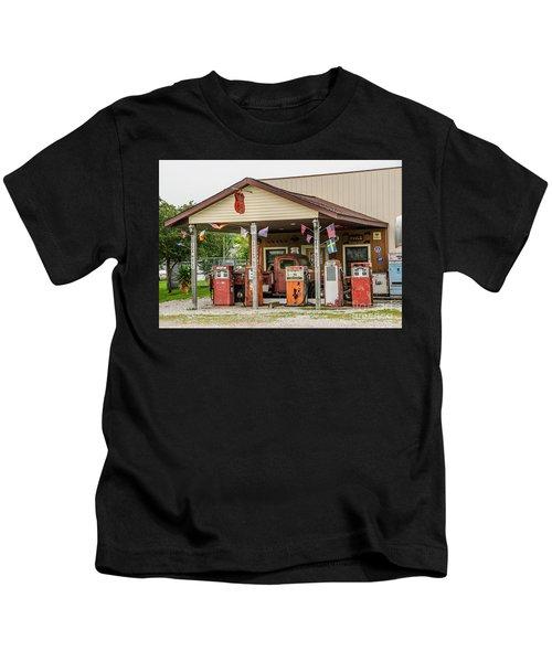 Memories Of Route 66 Kids T-Shirt