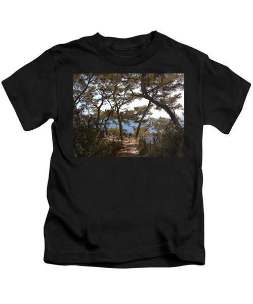 Memory Lane.. Kids T-Shirt