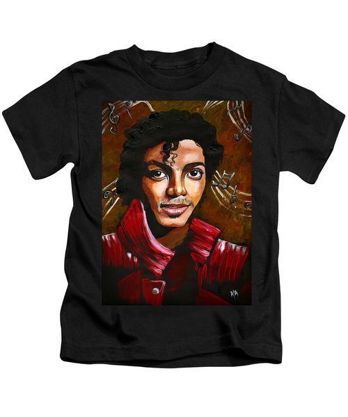 Michael Jackson Kids T-Shirt