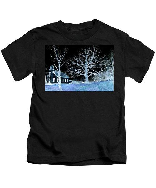 Midnight Country Church Kids T-Shirt