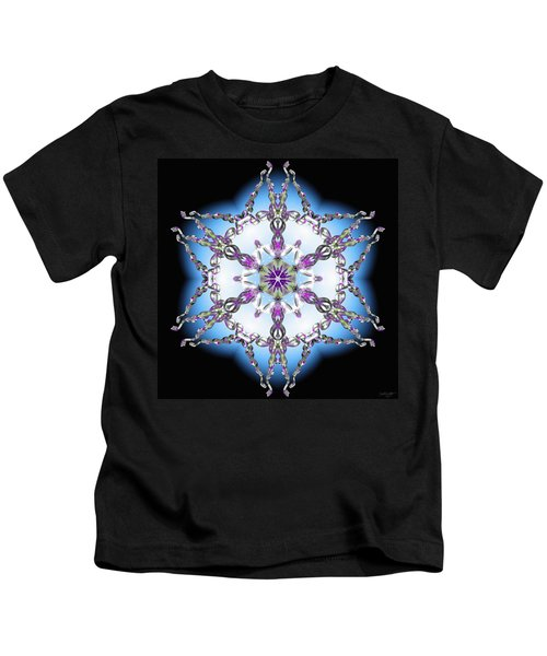Midnight Galaxy IIi Kids T-Shirt