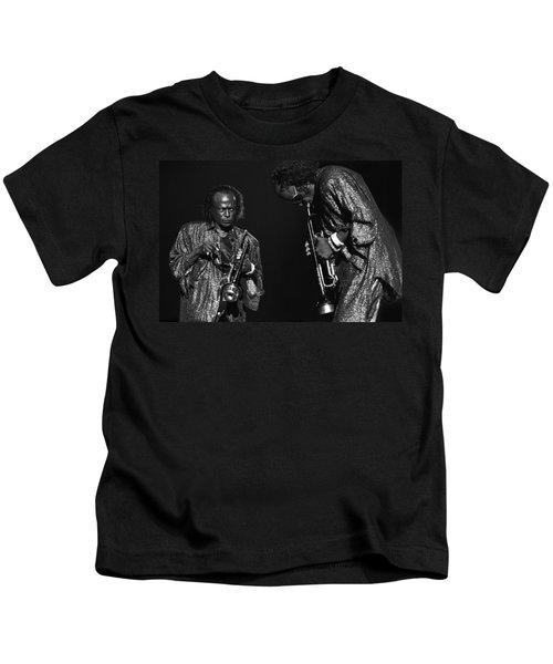Miles Davis Kids T-Shirt