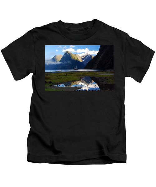 Milford Sound Kids T-Shirt