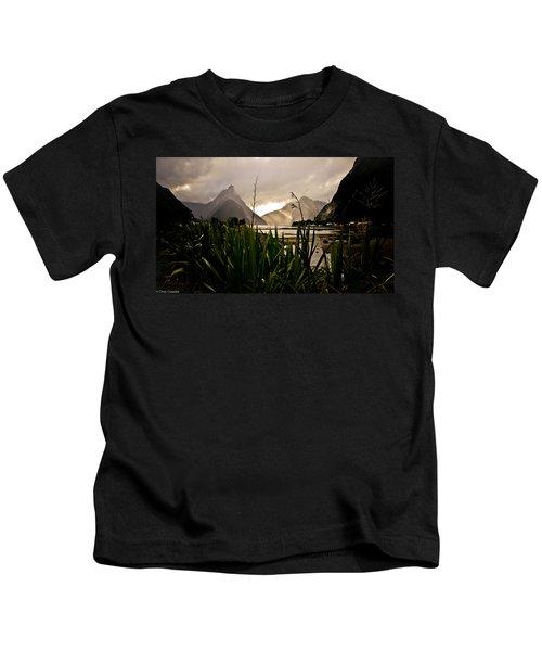Milford Sound Kids T-Shirt