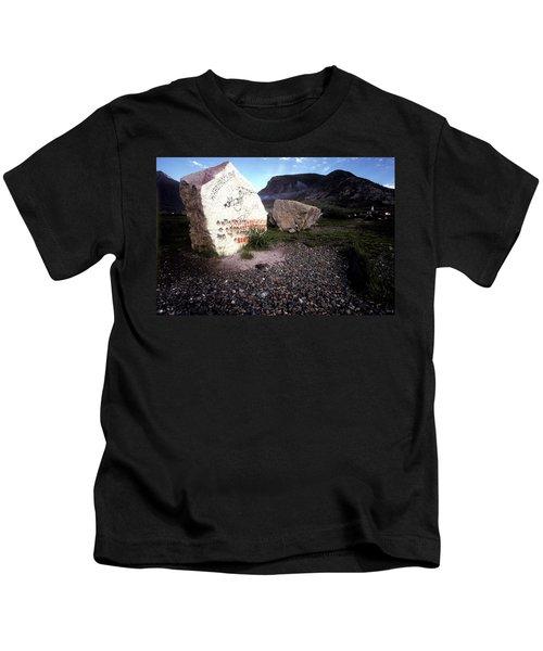 Mining Village Kids T-Shirt