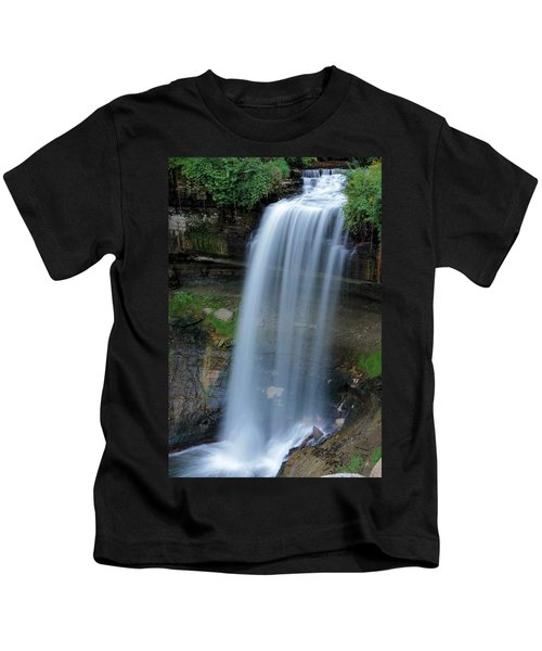 Minnehaha Falls Kids T-Shirt