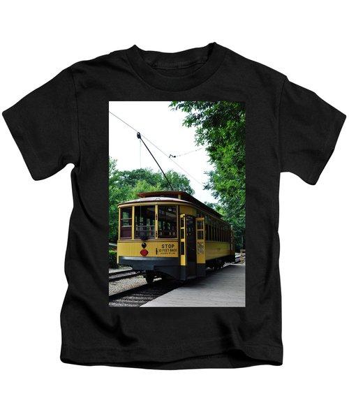 Minnesota Streetcar Museum Kids T-Shirt