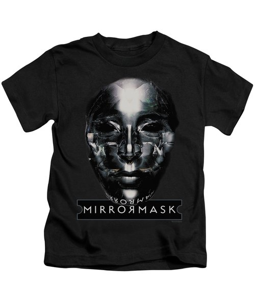 Mirrormask - Mask Kids T-Shirt