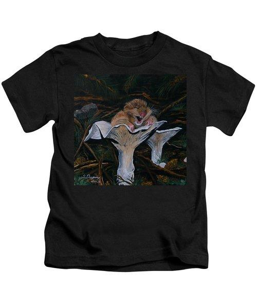 Mischievous Molly Kids T-Shirt