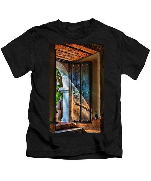 Mission Door Kids T-Shirt