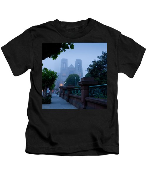 Misty Blues Kids T-Shirt