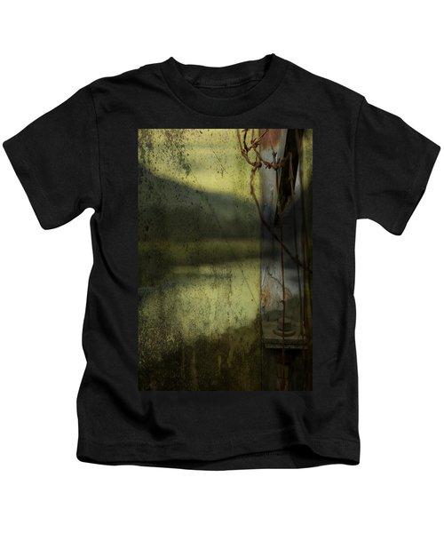 Modern Landscape Kids T-Shirt