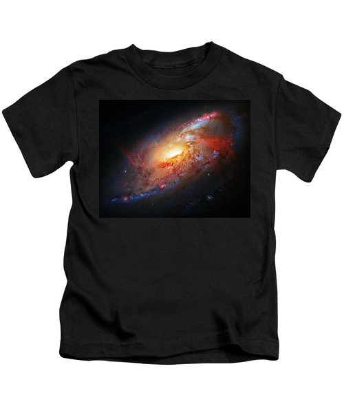 Molten Galaxy Kids T-Shirt