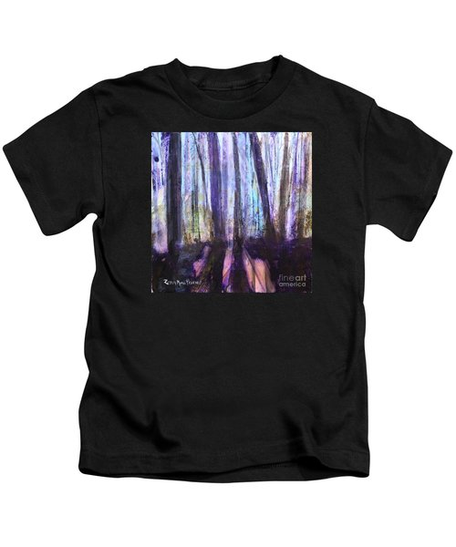 Moody Woods Kids T-Shirt